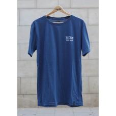 Camiseta Manga Corta Tactic Surf Shop Azul