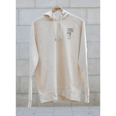 Sudadera Tactic Palm Tree Beige