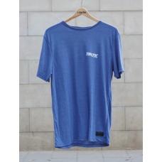 Camiseta Manga Corta Tactic Instinc Azul