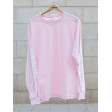 Camiseta Manga Larga Tactic Atletic SL Rosa