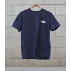 Camiseta Manga Corta Tactic Rombo Azul