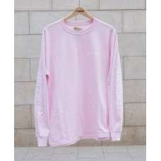 Camiseta Manga Larga Tactic Surfing Awesome Rosa