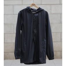 Chaqueta Tactic Rain Coat Negra