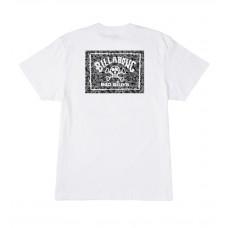 Camiseta Manga Corta Niño Billabong Bad Billy Arch