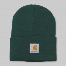 Gorro Carhartt Acrylic Hat Dark Fir