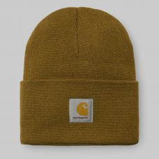 Gorro Carhartt Acrylic Hat Hamilton Brown
