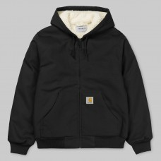 Chaqueta Carhartt Active Pile Jacket Negra