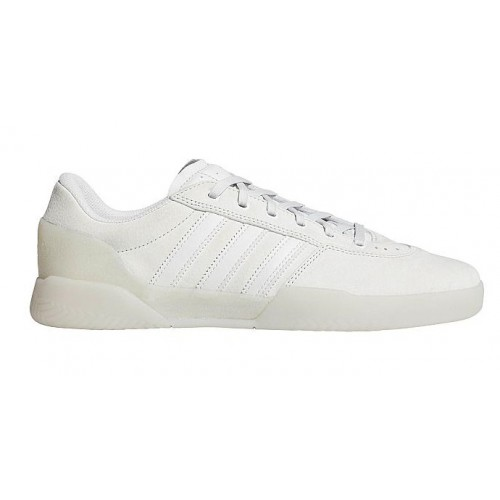 Zapatillas Adidas Skateboarding City Cup Blancas