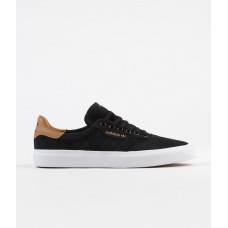 Zapatillas Adidas Skateboarding 3MC Core Black