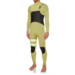 Traje Neopreno Hurley Advantage Plus 3/2 Amarillo Lima