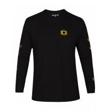 Camiseta Hurley M Seaworthy Negra