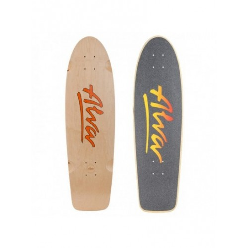 "Tabla Skate Alva 1978 Lost Model 30"" X 8.50"""