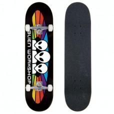 Tabla Skate Completa Alien Workshop Aw Spectrum 8.25