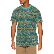 Camiseta Billabong Halfrack crew ss Dark Mint