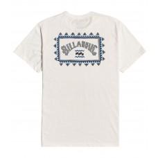 Camiseta Manga Corta Billabong Adiv Arch Wave SS Greige