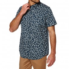 Camisa Billabong Sunday Mini Azul