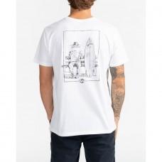 Camiseta Manga Corta Billabong Surf Report