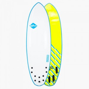 Tabla Surf Softech Brainchild 5'8
