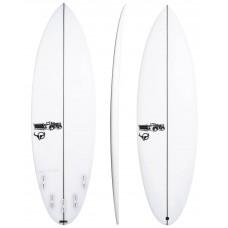 Tabla Surf JS Bullseye X-Series Round Tail 5'8