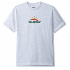 Camiseta Manga Corta Butter Goods 92 Gris