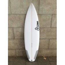 Tabla Surf Al Merrick Black And White 6'0