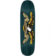 Tabla Skate Anti Hero Shaped Eagle Azul 8.7''
