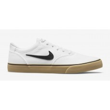 Zapatillas Nike SB Chron Solarsoft 2 Blancas Marrones