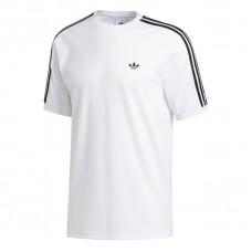 Camiseta Manga Corta Adidas Aero Club Blanca