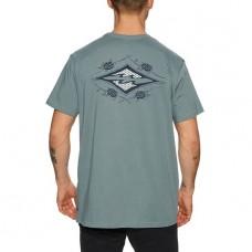 Camiseta Manga Corta Billabong Heritage SS Slate