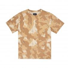 Camiseta Manga Corta Rip N Dip Nerm Camo Tee Choc Poc