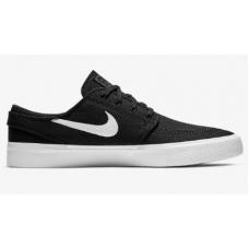 Zapatillas Nike SB Zoom Janoski Canvas RM Negras Blancas