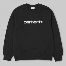 Sudadera Carhartt Sweatshirt Negra