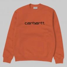 Sudadera Carhartt Sweatshirt Naranja