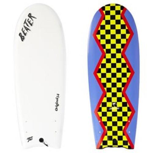 Tabla Catch Surf Beater Original 54 Twin Fin Blanca