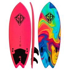 Tabla Surf CBC Scott Burke 5'2