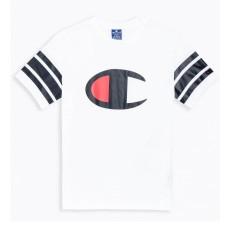 Camiseta Manga Corta Champion 213383 Blanca
