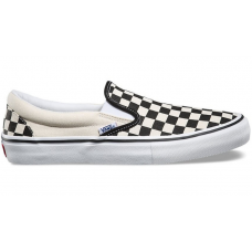 Zapatillas Vans Classic Slip On Pro Checkerboard