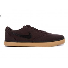 Zapatillas Nike SB Check Solar CNVS Velvet Brown