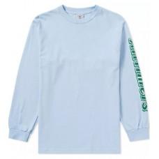 Camiseta Manga Larga Alltimers Choco Tee Azul