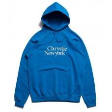 Sudadera Chrystie New York Azul