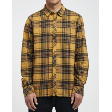 Camisa Manga Larga Billabong Coastline Gold