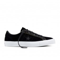 ZAPATILLAS CONVERSE ONE STAR NEGRAS
