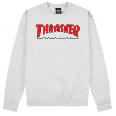 Sudadera Thrasher Outlined Gris