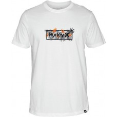 Camiseta Manga Corta Hurley O&O Exotic