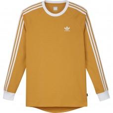 Camiseta Adidas LS Cli 2.0 T Amarilla