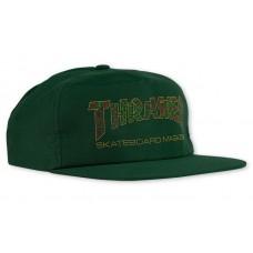 Gorra Thrasher Davis Snapback Verde