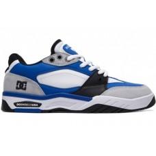 Zapatillas DC Maswell Azules Negras Blancas