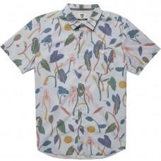 Camisa Manga Corta Vissla Weird Weeds Eco Woven