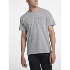 Camiseta Hurley Dri Fit Lagos Gris