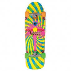 Mini Longboard Completo Dusters California 31""